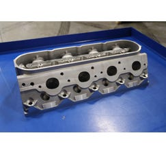 TRICK FLOW GENX 255 CYLINDER HEAD - 60cc CHAMBER – BARE, TFS-3261B001-C01 GS