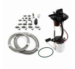 DW400 Pump Module + Return Kit SS PTFE for 2005-2009 Silverado & Sierra - 9-401-603-7013