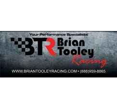 BTR PERFORMANCE SPECIALISTS BANNER - GRAY