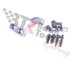DG Racing Development Throttle cable Bracket for the Holley Hi Ram intake,