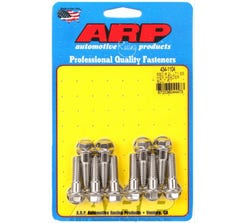 "ARP GEN V 6.2 LT1 3/8"" WIDE HEADER FLANGE BOLT / STUD KITS"