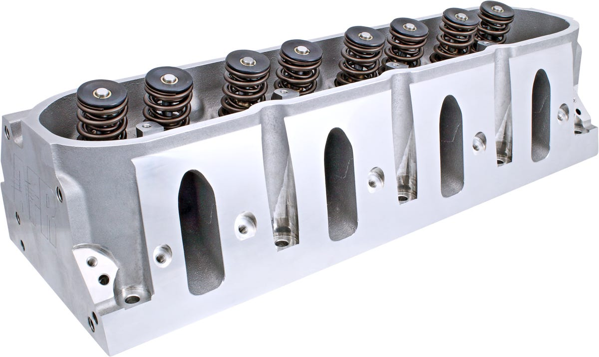 210CC LS1 ENFORCER CYLINDER HEAD - SINGLE - ASSEMBLED