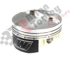 "WISECO PISTON SET - 4.070"" BORE - 3.622"" STROKE - FLAT TOP - 3cc VALVE RELIEFS - AW-06237 GS"