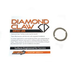 Diamond Claw® Surface Lock for LS Engines