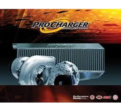 PROCHARGER P1SC TUNER KIT BLACK HEAD UNIT 2013 CAMARO, 1GT202-SCI-B