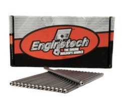 ENGINETECH STOCK REPLACEMENT LS PUSHRODS - EPR614-16