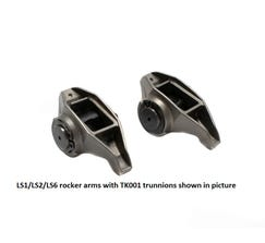 LS1 LS2 LS6 ROCKER ARMS WITH BTR TRUNNIONS - LS1RKRS-16