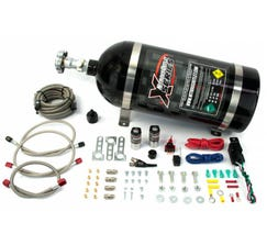 Nitrous Outlet X-Series GM EFI Single Nozzle Sstem (45-55psi) (35-50-75-100-150-200 HP)
