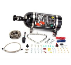 NITROUS OUTLET04-06 GTO HALO DRY SYSTEM - 35-200HP - 10LB BOTTLE - 00-10206-10