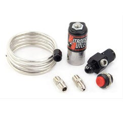 NITROUS OUTLET 6AN PURGE KIT 00-62001