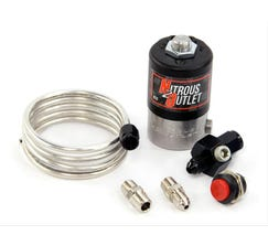 NITROUS OUTLET BIG SHOW 4AN PURGE KIT 00-62002