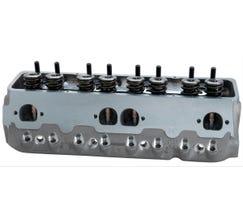BRODIX CYLINDER HEADS - LS3 - BP BR3 - 280cc - CNC PORTED - 71cc CHAMBER - 6 BOLT - ASSEMBLED - 1173100