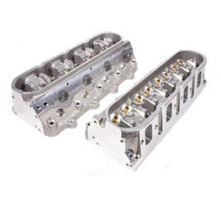 BRODIX CYLINDER HEADS - LS7 - STS BR7 BS - 273cc - CNC PORTED - 72cc CHAMBER - 6 BOLT - BARE - 1178002