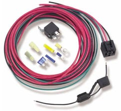 HOLLEY FUEL PUMP RELAY KIT - 30 AMP - 12-753