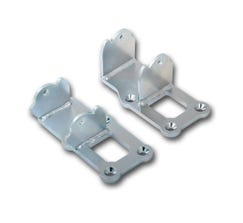 HOOKER BLACKHEART ENGINE MOUNT BRACKETS - 70-74 F-BODY - LS SWAP - 12512HKR