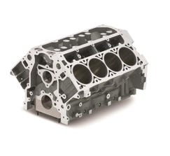 CHEVROLET PERFORMANCE ENGINE BLOCK - LS9 - ALUMINUM - 12623969