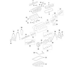 CHEVROLET PERFORMANCE INTAKE VALVE - 6.2L GEN V LT1 - 12629513