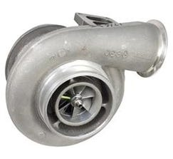 F.I. TURBOCHARGER -S400 - STD OUTLET COVER - 75mm TURBINE - 0.96 A/R - T4 FLANGE
