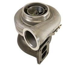 F.I. TURBOCHARGER -S366 - STD OUTLET COVER - 73mm TURBINE - 0.88 A/R - T4 FLANGE