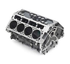 CHEVROLET PERFORMANCE ENGINE BLOCK - LS7 - ALUMINUM - 19213580