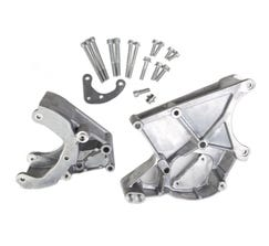 HOLLEY A/C ACCESSORY DRIVE BRACKET KIT - LS - FITS R4 COMPRESSOR - 20-131