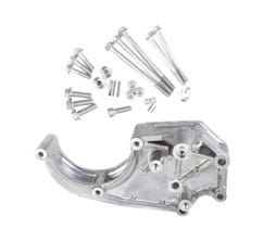 HOLLEY A/C ACCESSORY DRIVE BRACKET - LS - FITS SD508 OR SD7 COMPRESSOR - PASSENGER SIDE - 20-134