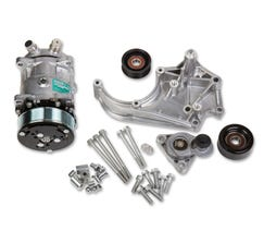 HOLLEY A/C ACCESSORY DRIVE KIT - LS - 20-141
