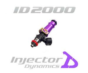 INJECTOR DYNAMICS INJECTORS - 2000cc - LS1/LS6 FITMENT - 2000.60.14.14.8