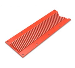HOLLEY VALLEY COVER - FINNED - LS1/LS6 - GM ORANGE - 241-270