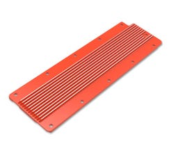 HOLLEY VALLEY COVER - FINNED - LS2/LS3/LS7 - GM ORANGE - 241-271