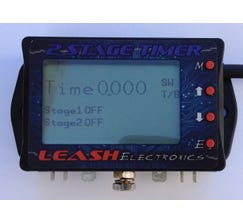 LEASH ELECTRONICS 2 STAGE PROGRAMMABLE TIMER - 2STHO