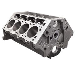 "DART ENGINE BLOCK - LS NEXT - 9.450"" DECK - 4.125"" BORE - IRON - 31837221"