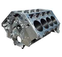 "DART ENGINE BLOCK - LS NEXT - 9.240"" DECK - 4.000"" BORE - ALUMINUM - 31937111"