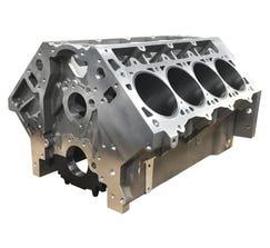 """DART ENGINE BLOCK - LS NEXT - 9.240"""" DECK - 4.125"""" BORE - DEEP SKIRT - ALUMINUM - 31947211"""