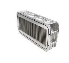 "417 MOTORSPORTS 1500 HP A2W INTERCOOLER - 2.5"" CORE - 417AWIC250"