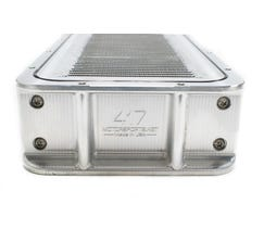 "417 MOTORSPORTS 2000 HP A2W INTERCOOLER - 3.75"" CORE - 417AWIC375"
