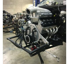 417 MOTORSPORTS LOW PRO INTAKE MANIFOLD - LS7 - 417HR125