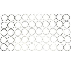"MAHLE PREMIUM PISTON RING SET  - 4.065"" - 42217CP"