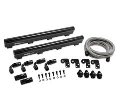 HOLLEY FUEL RAIL KIT - OEM LS7 INTAKE AND INJECTORS - 534-231