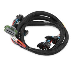 HOLLEY LS MULTEC 2 INJECTOR HARNESS - EARLY TRUCK - 558-214