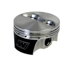 "WISECO PISTONS - GM LS - 3.905"" BORE - 3.622"".927"" - 6.125"" ROD -3.2cc VOL - FLAT TOP - 6398LX3905"