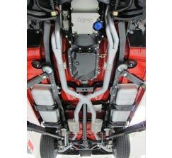 HOOKER BLACKHEART - 73-87 GM C-10 TRUCK EXHAUST - REAR EXIT 2.5 IN - 304SS - 70501316-RHKR