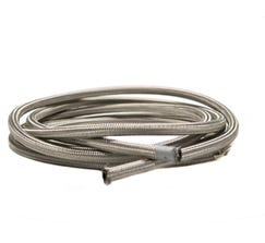 FRAGOLA SERIES 3000 STAINLESS RACE HOSE - 4AN - 10' - 710004
