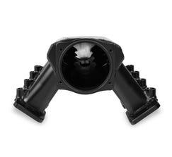 HOLLEY SNIPER INTAKE MANIFOLD - SHEET METAL - 102mm - LS7 - BLACK - 830042