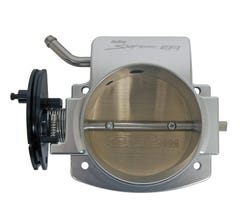 HOLLEY SNIPER THROTTLE BODY - SILVER - 92mm - 860001-1
