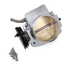 HOLLEY SNIPER THROTTLE BODY - SILVER - 102mm - LS - 860002-1