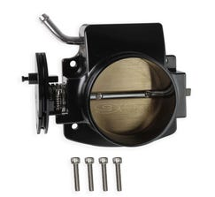 HOLLEY SNIPER THROTTLE BODY - 90mm - BLACK - LS - 860008-1