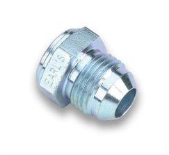 EARL'S STEEL WELD BUNG - MALE- 6AN - 967106ERL