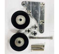 ADM IDLER BRACKET PULLEY SYSTEM FOR DUAL FUEL SYSTEM CONVERSION - ADMIBPS