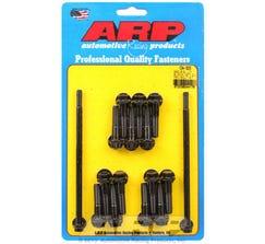 ARP HEX HEAD OIL PAN BOLT KIT - GEN V LT - BLACK OXIDE - 134-1805